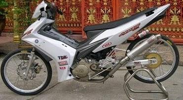 35+ Modifikasi Motor MX 2014