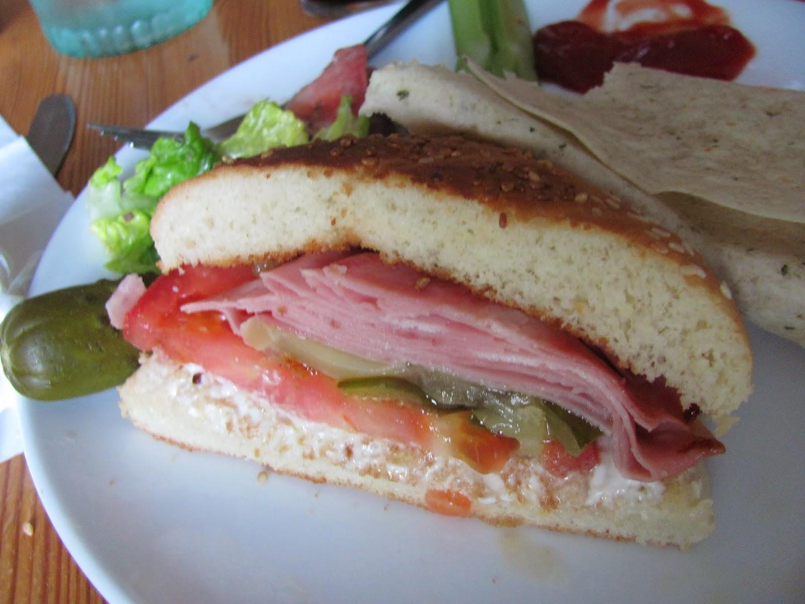 Loretta Sandwich