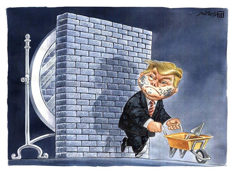 Era Trump Era Heboh - by Jitet Koestana