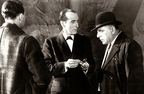 Sherlock Holmes and The Silver Blaze Starring Arthur Wontner and Ian Fleming