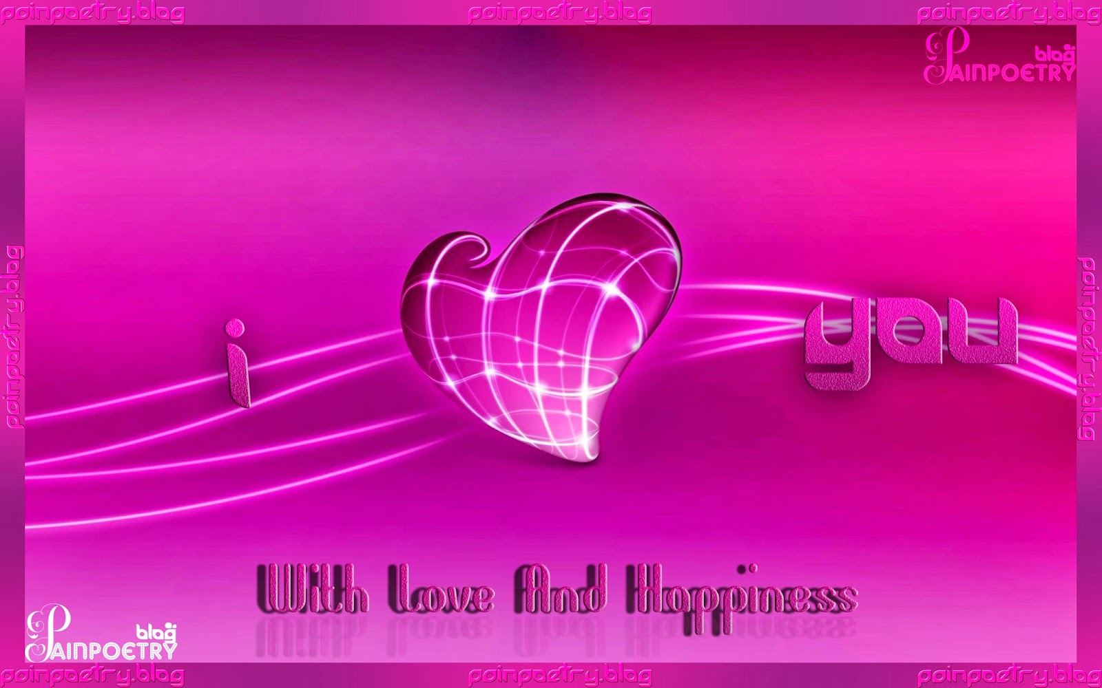Love-Wallpaper-With-Heart-In-Pink-Colour-Image-HD