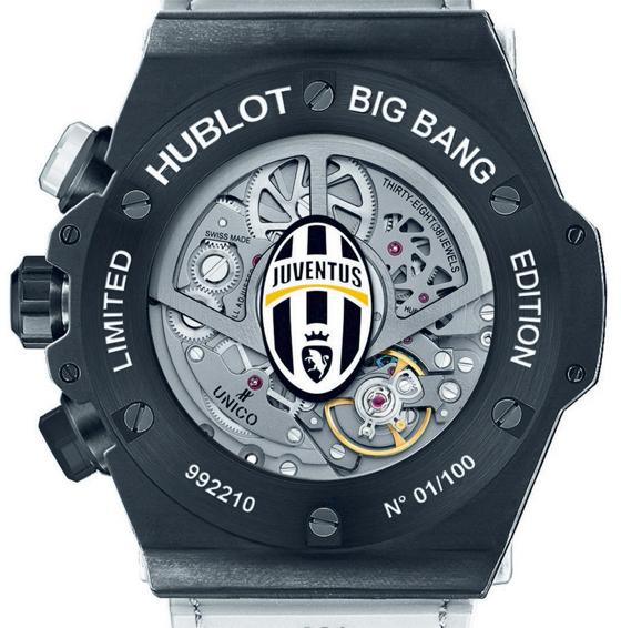 Hublot Big Bang Unico Juventus