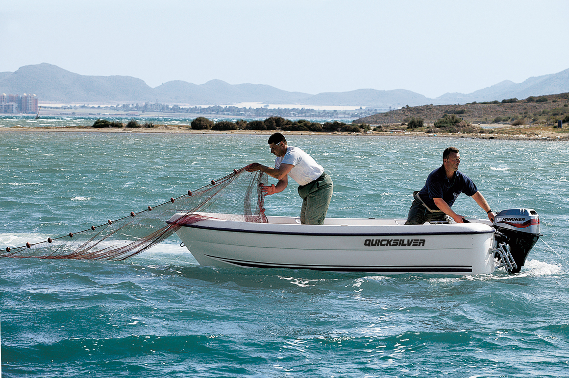 Fishing boats are now immensley popular and it's important to be aware