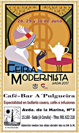 Feliz Feria Modernista de Sada 2017