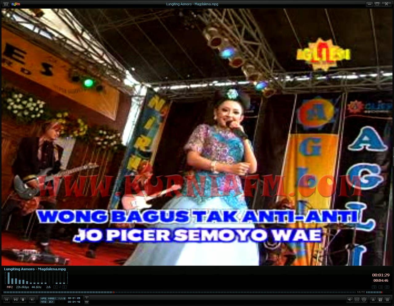 Lagu Ketaman Asmoro - Lala Widi - Om Nirwana - Campursari Koplo 2013