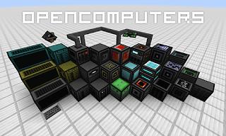 OpenComputers Mod para Minecraft 1.7.10/1.8/1.8.8