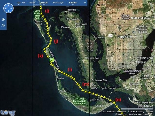 Everglades Challenge 2011 - Boca Grande to Sanibel Island