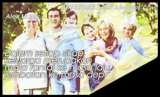 Kata Kata Bijak Tentang Keluarga