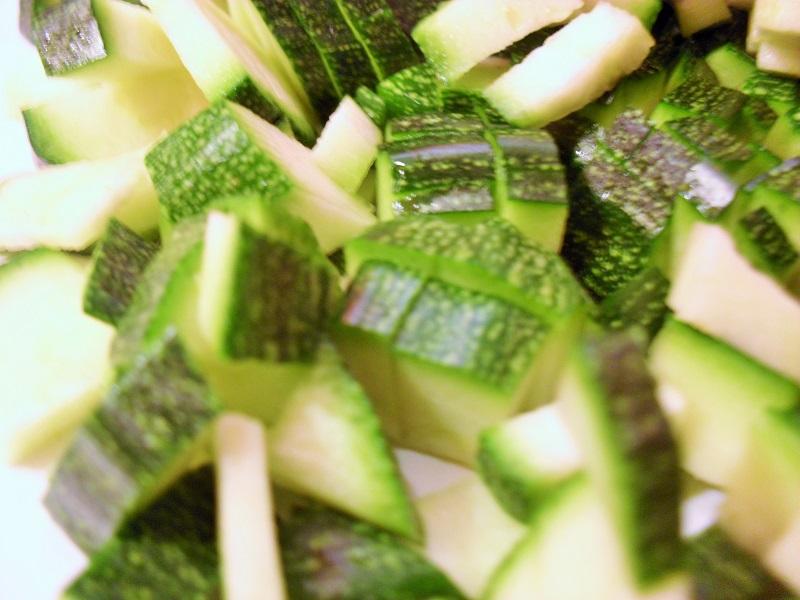 Passatelli con Zucchine allo Zafferano e Pecorino di fossa
