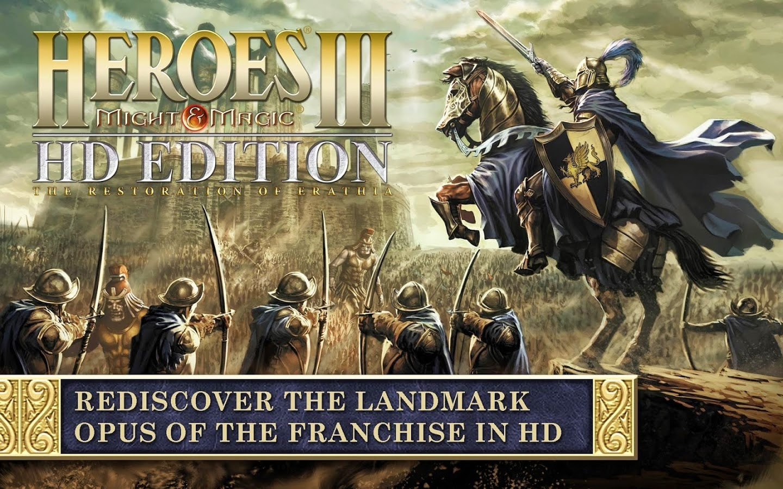 Heroes of Might & Magic III HD v1.1.5 APK