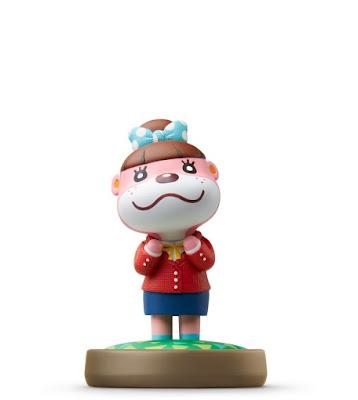 JUGUETES - NINTENDO Amiibo  Figura Nuria - Lottie : Animal Crossing  A partir de 6 años | Videojuegos - Muñeco | Comprar en Amazon