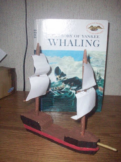 Additional reading about Whaling boats