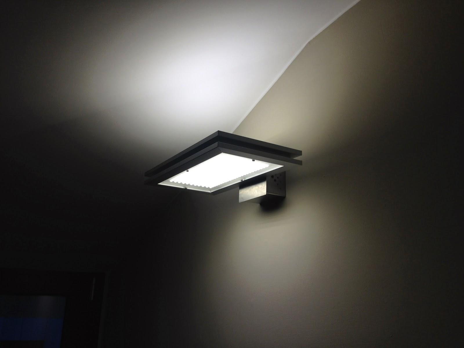 Illuminazione Terrazzo Senza Corrente : Illuminazione Mansarda Con ...