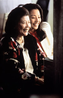 joy luck club and chinese discourse Mother daughter relationships - family relations in amy tan's the joy luck club.