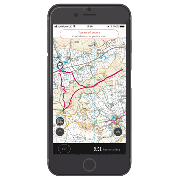 Take out an OS Maps Subscription