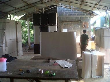 Persiapan kirim ke project Mbak Tata  taman Aries kedoya kebun jeruk