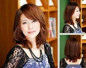 Model Gaya Rambut Wanita Artis Korea
