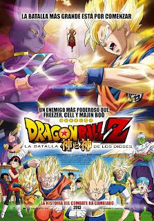 Ver Película Dragon Ball Z: La Batalla de los Dioses Online Gratis (2013)