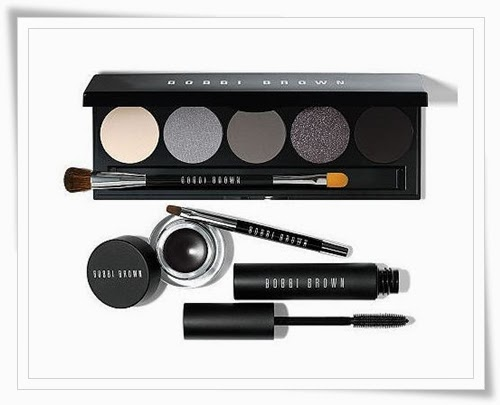 Maquillaje smokey eyes Bobbi Brown