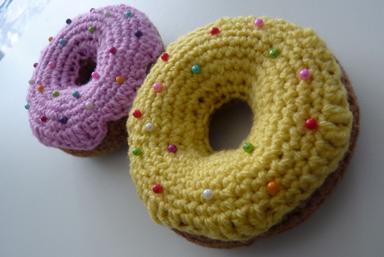 1732.- Amigurumi cakes Labores en Red