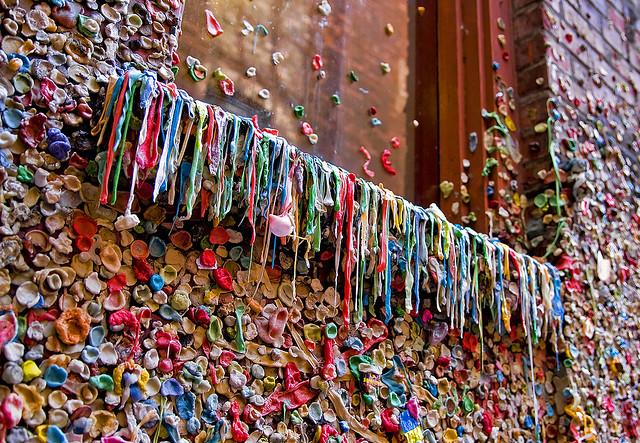 Bubble Gum Alley California
