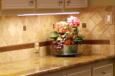 TUSCAN STYLE KITCHEN COUNTERTOP