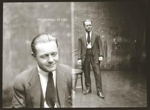 Men's 1920s Mugshots