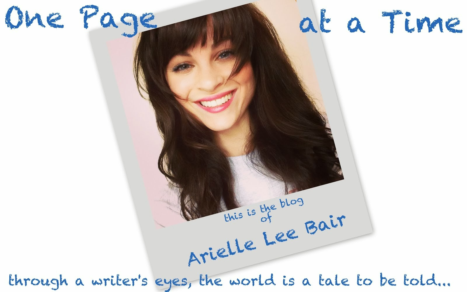 Curious about this site's author? Follow her personal blog here: