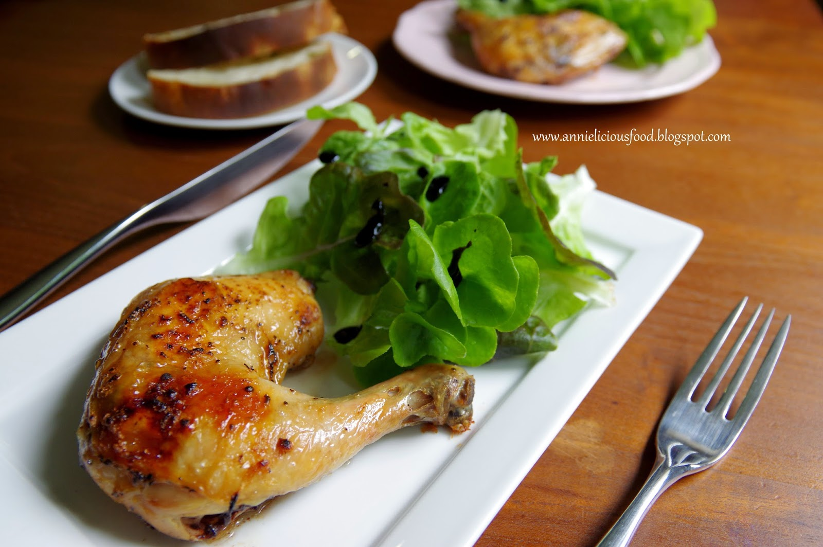 Annielicious food simple sous vide chicken legs for Cuisine sous vide