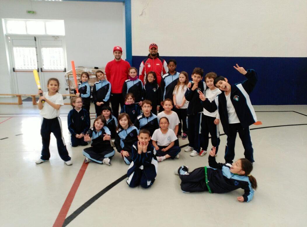 Colegio amor de dios burlada beisbol en primaria - Colegio amor de dios oviedo ...