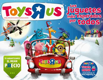 juguetes toysrus navidad 2013