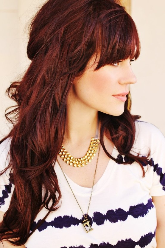 ... Hairstylist that Loves Home Design : Fall/ Winter Hair Color Trends