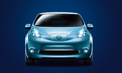 Nissan Leaf - Rothrock