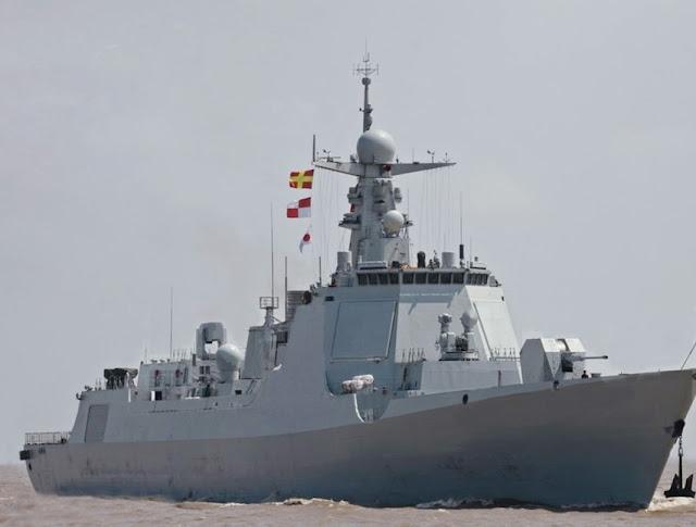 Type-052D DDG
