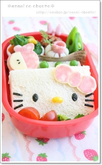 飯糰 主題 便當 創意 便當 可愛 日 式 主題 便當