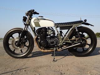 Kawasaki z500  1981
