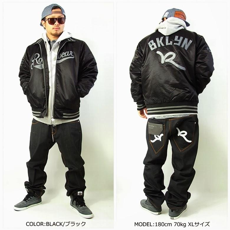 ROCA WEAR ロカウェア トラックジャケット メンズ B系ファッション メンズ B系 トラックジャケット rwj090 DJ DREAMS