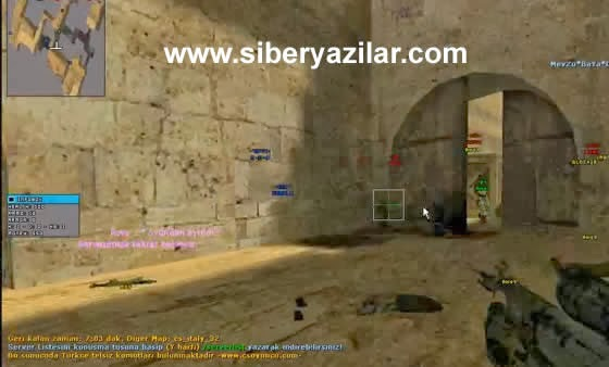 Counter strike comacat wallhack oyun hilesi 25 02 2014 new