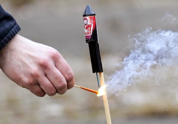 Study: Nine out of ten men firecrackers too early