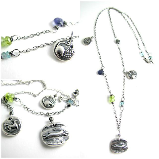 animal spirit sterling charm jewelry hint beth hemmila