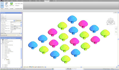 Randomizer Revit Addin - Random Magic Mushrooms