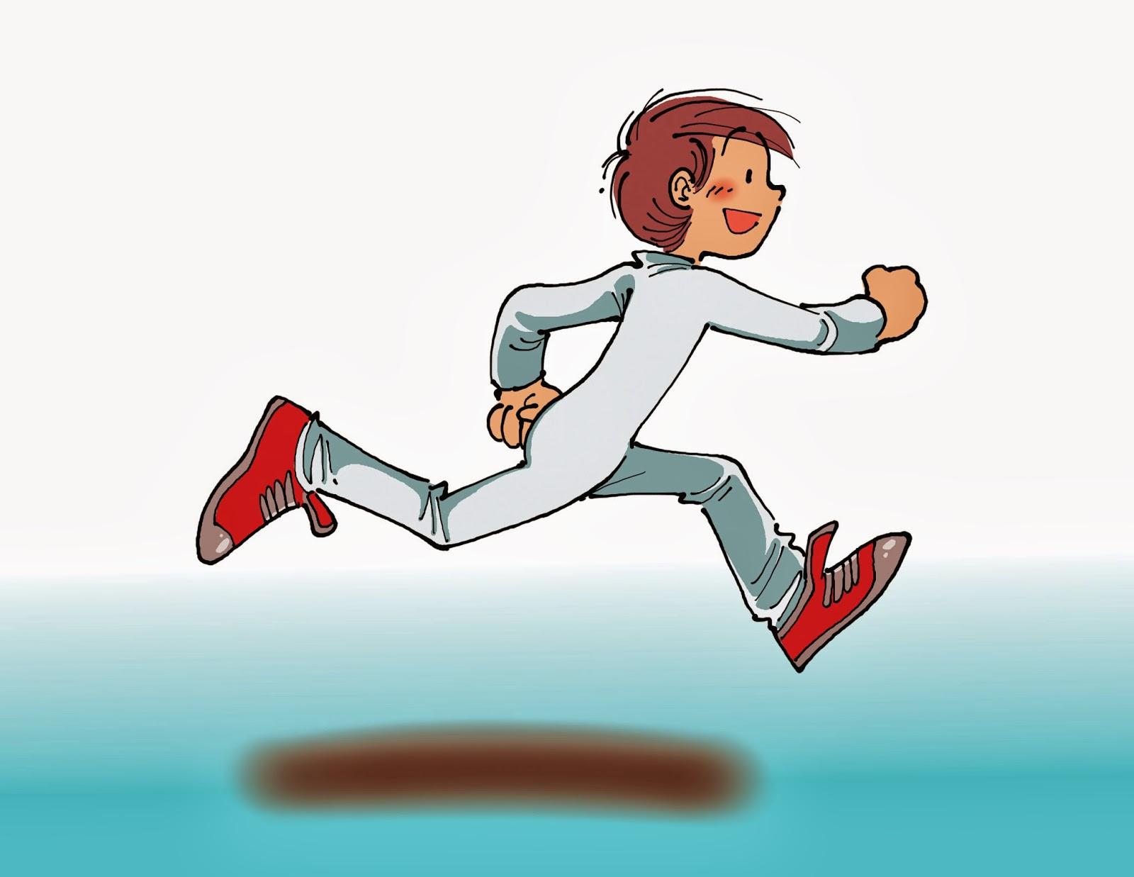 Im genes de caricaturas corriendo imagui for Imagenes de animacion
