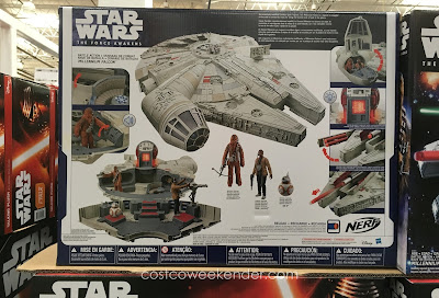 Star Wars The Force Awakens Millennium Falcon – More than just a 'piece of junk'