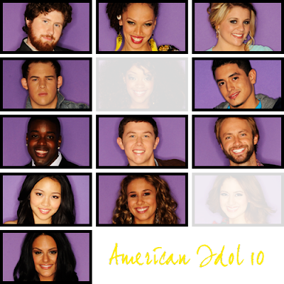 american idol season 10 top 11. American Idol 10: Top 11 Redux