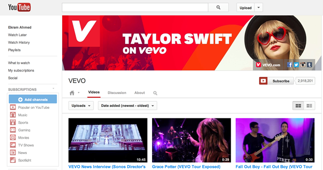 Download Videos From YouTube and Other Streaming Website
