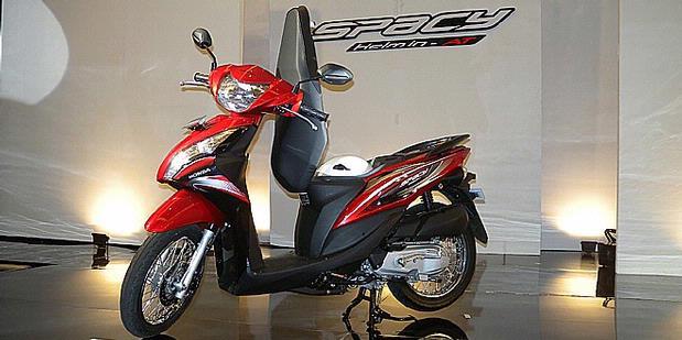 Honda Spacy | Harga dan Spesifikasi Honda Spacy