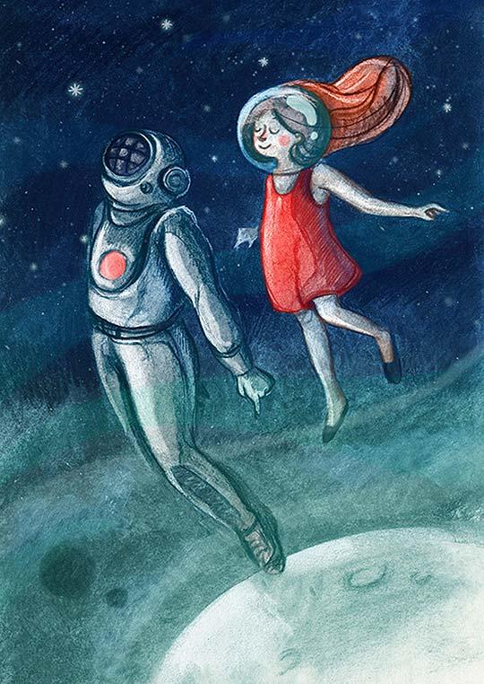 Ilustración de Edurne Lacunza