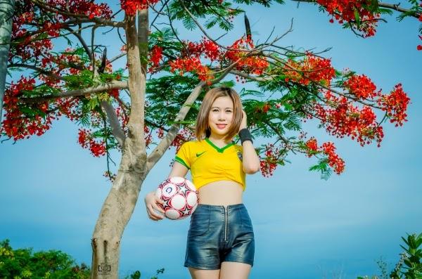 Nha Trang với Brazil 2014