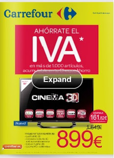 catalogo carrefour ahorro iva 5-2013
