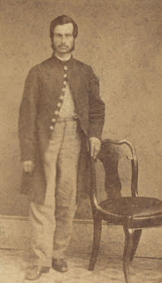 Civil War: Lester Archer, 96th New York Infantry